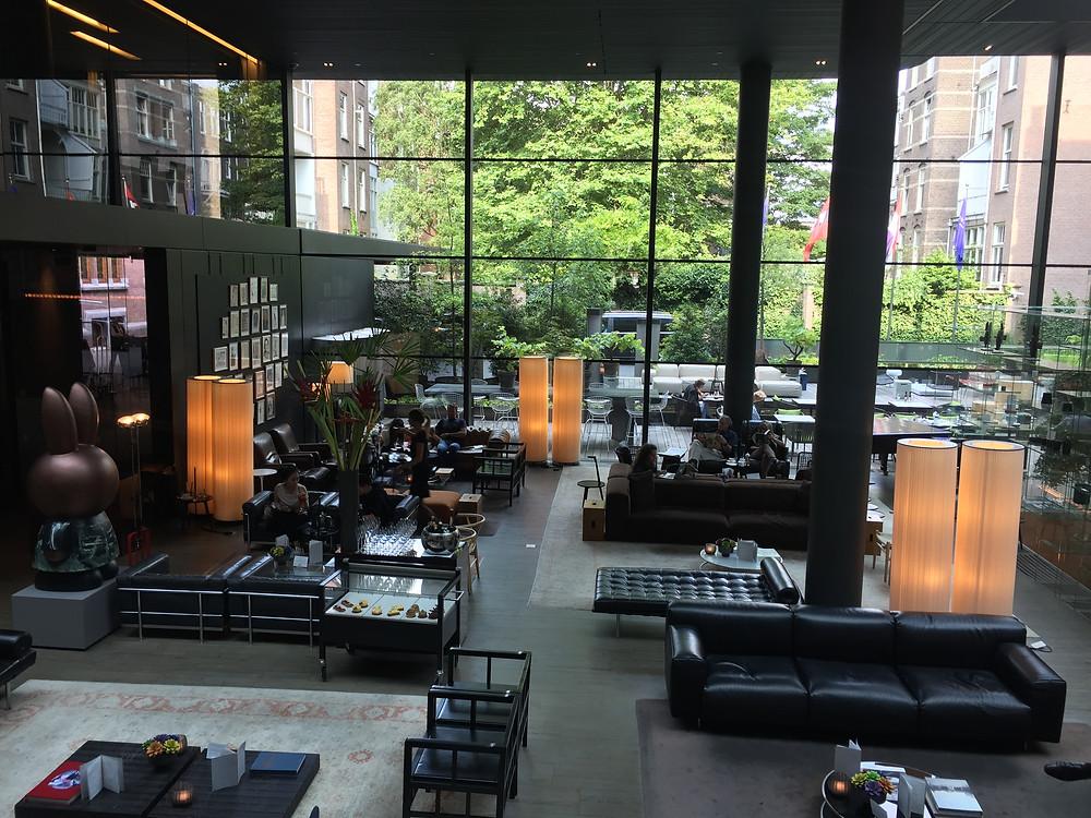 Amsterdam, Conservatorium