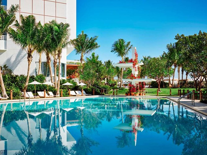 Edition Hotel, South Beach, Image by Virtuoso