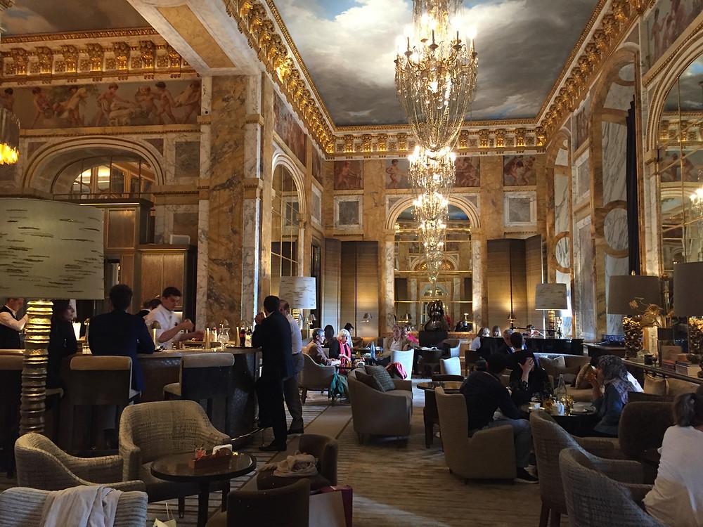 Rosewood, Hotel Crillon, Paris