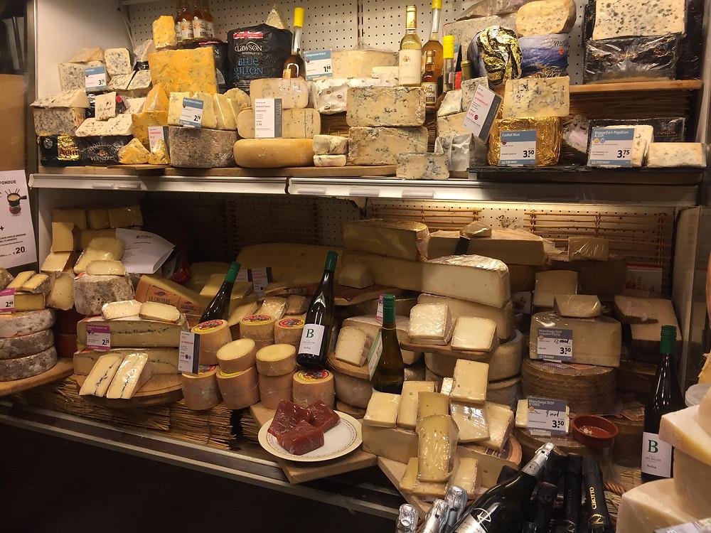 Amsterdam, Cheese Shop