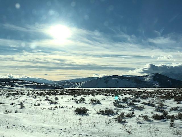Jackson Hole views