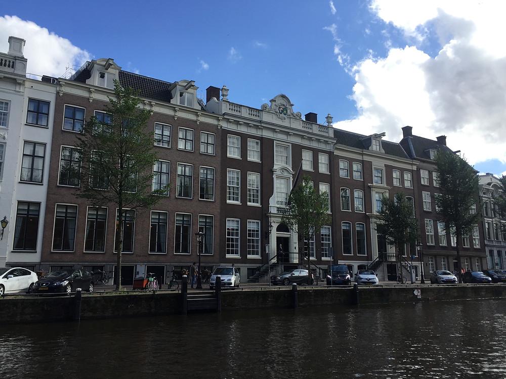 Amsterdam, Canals, Waldorf Astoria