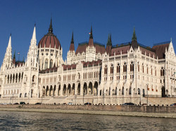 Hungary, Budapest Parliment