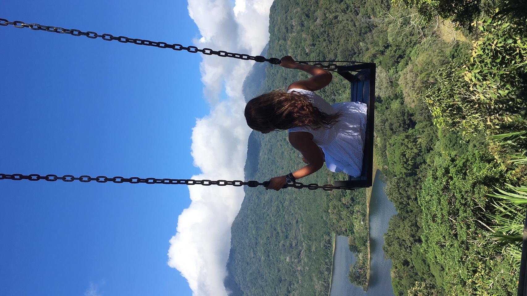 Bali, Swing