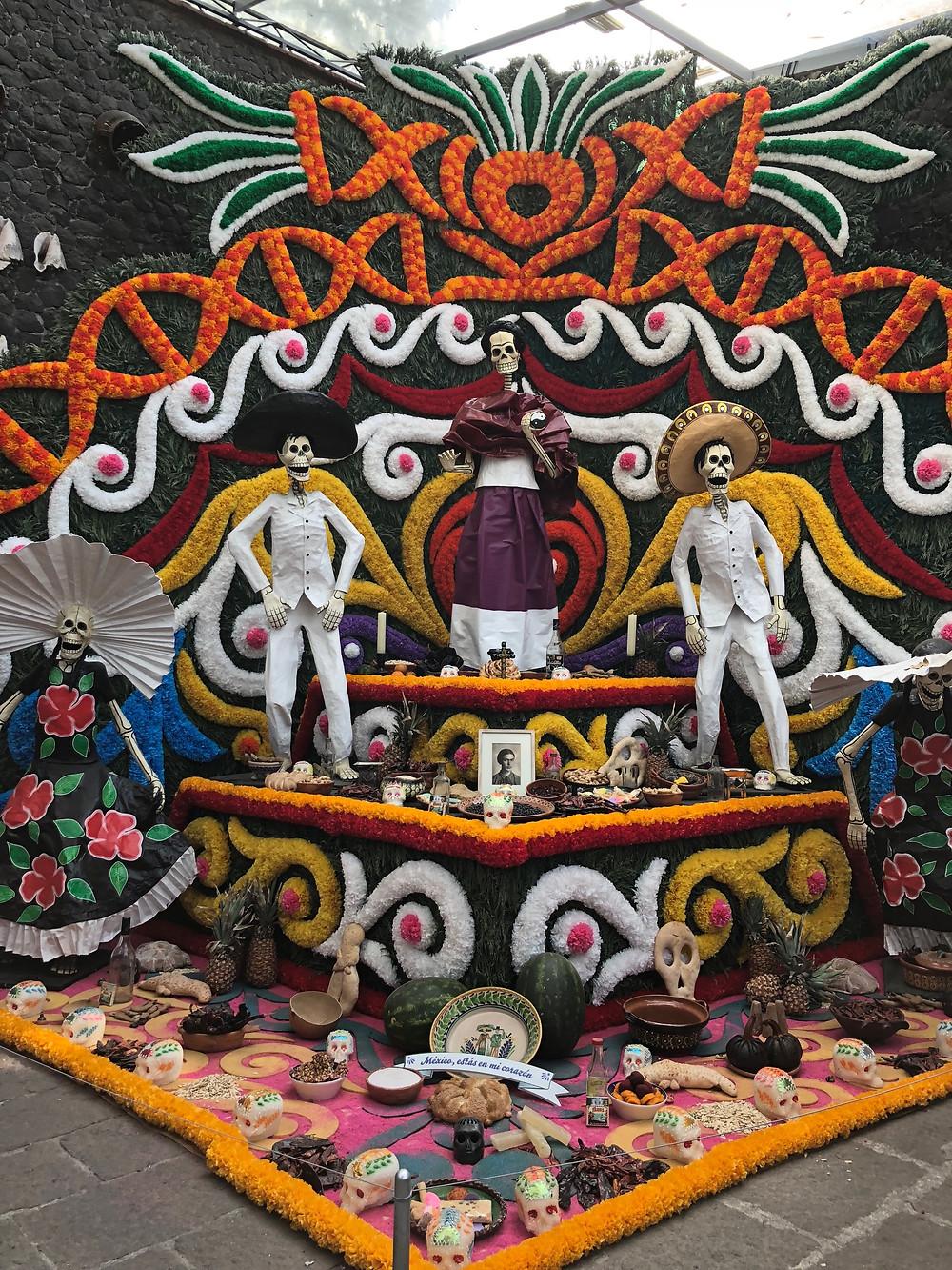Frida Museum, Mexico City