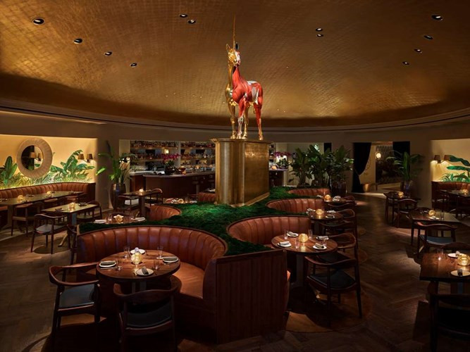 Pao Restaurant, Faena Hotel