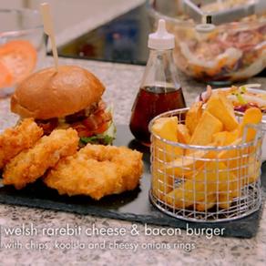Britain's Best Home Cook - Burger Week