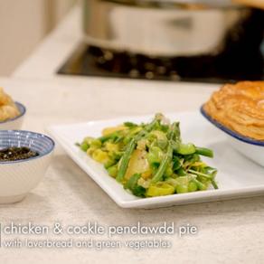 Britain's Best Home Cook, Pie Week