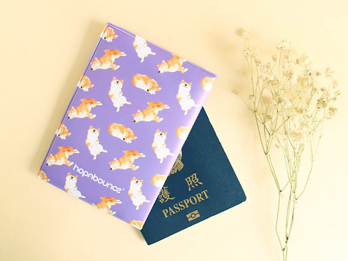 Kelly Shiba Inu Passport Holder