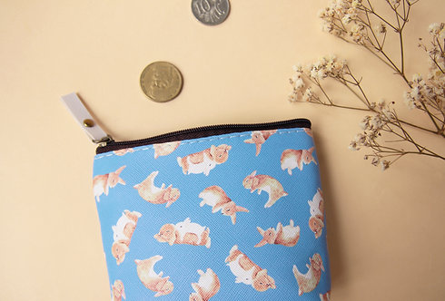 Toffee Rabbit Coin Bag