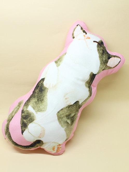 Syrup Cat Plush Pillow