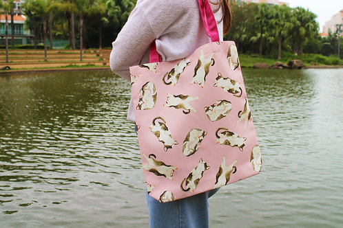 Syrup Cat Tote Bag