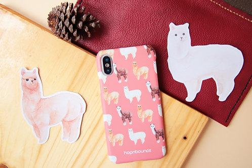 Alpaca Phone Case