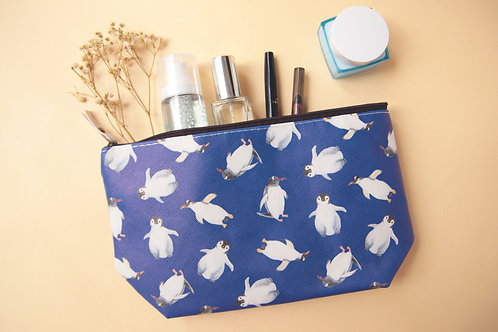Penguin Cosmetic Bag