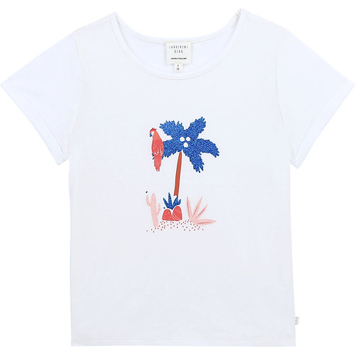 Carrément beau tee-shirt manches courtes
