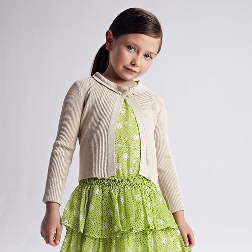 MAYORAL Cardigan tricot fille