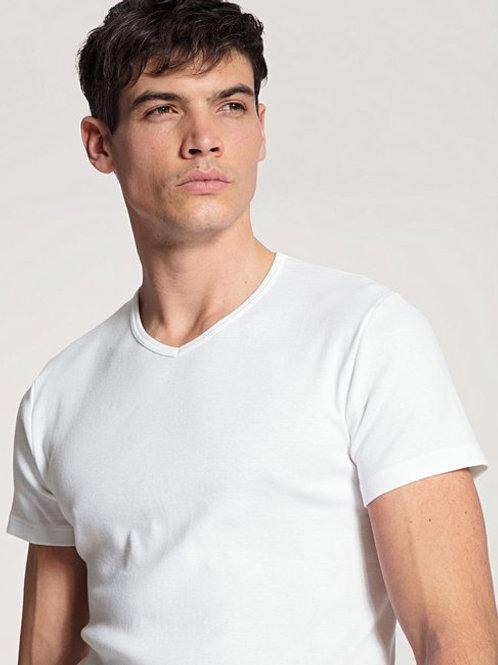 Calida V-shirt 100% coton