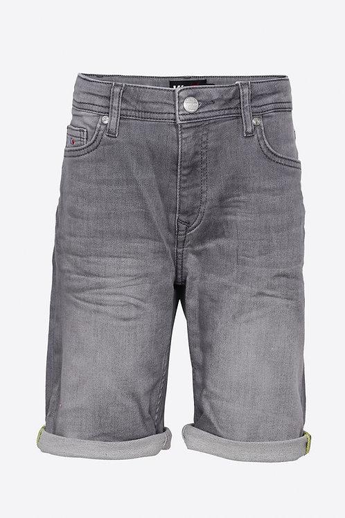 KAPORAL Short en jean régular gris Garçon
