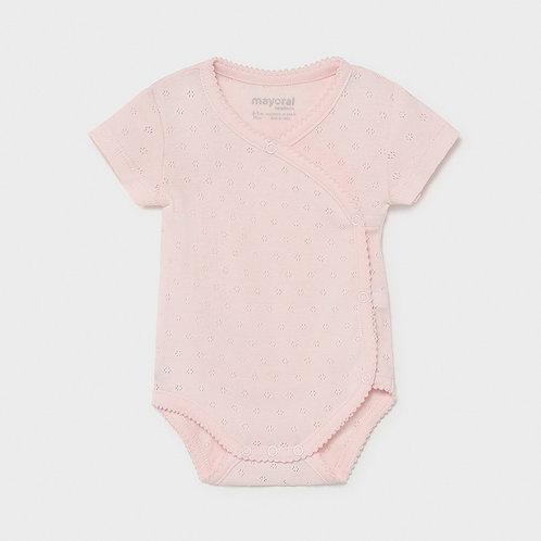 MAYORAL Body manches courtes basique bébé fille nouveau-né