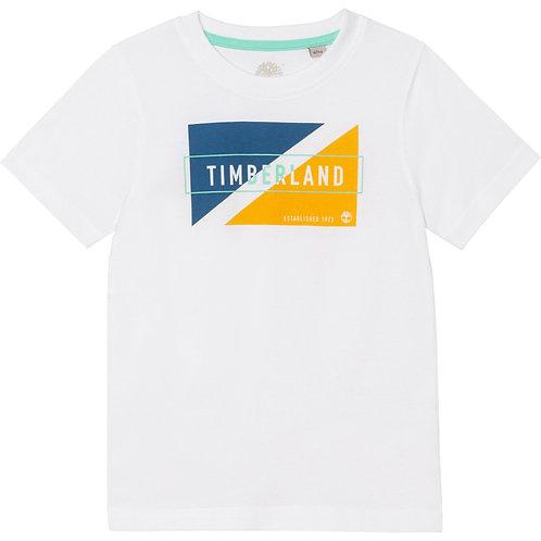 TIMBERLAND T-shirt en jersey de coton