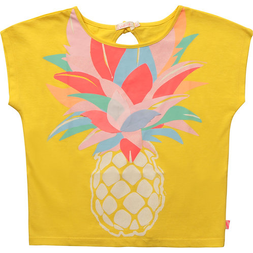 Billieblush T-shirt ample jersey de coton
