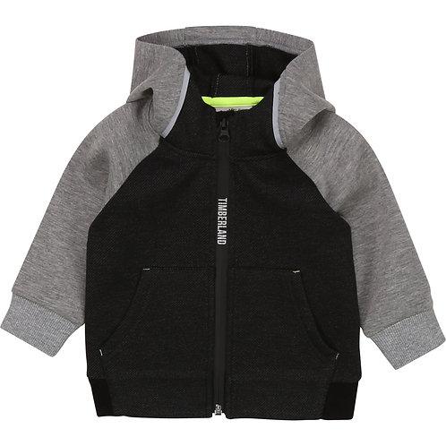 Timberland Cardigan à capuche zippé
