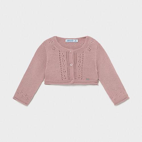 MAYORAL Cardigan tricot bébé fille