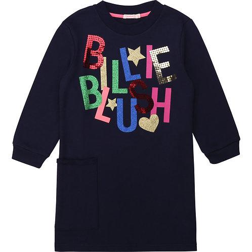 Billieblush Robe en molleton avec poches