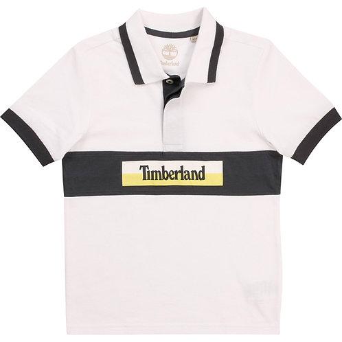 TIMBERLAND Polo manches courtes coton bio