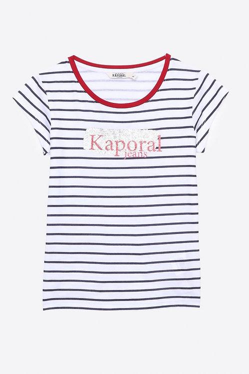Kaporal T-shirt régular Fille marinière