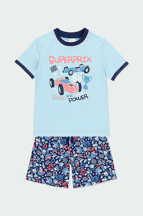 BOBOLI pyjama court garçon