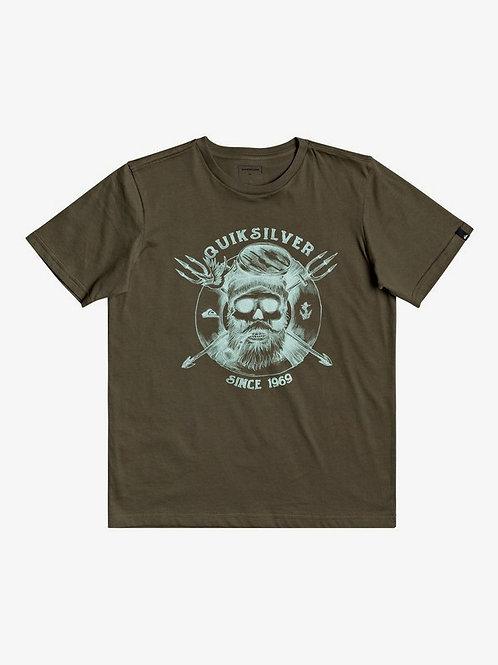 QUIKSILVER No Angel - T-shirt