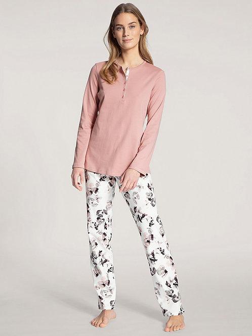 Calida Pyjama aux motifs floraux