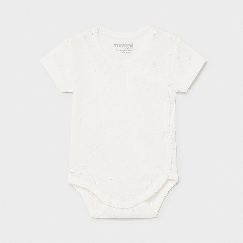 MAYORAL Body manches courtes basique bébé  nouveau-né