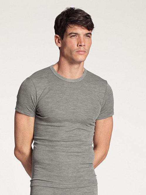 Calida T-shirt laine et soie