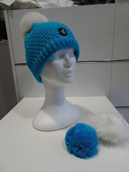 BLANC BONNET  bonnet femme fabriqué en France