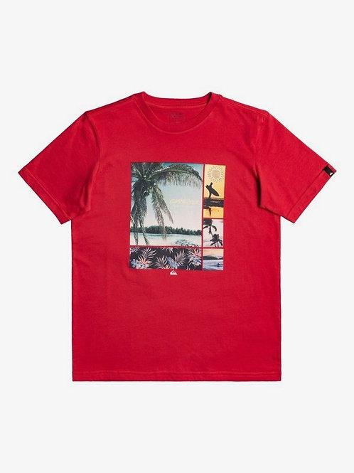 Quiksilver T-shirt pour Garçon