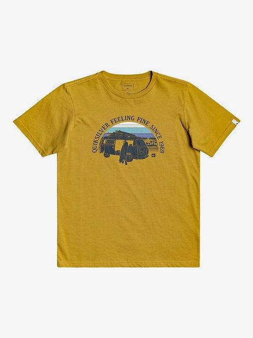 QUIKSILVER Come Sail Away - T-shirt pour Garçon