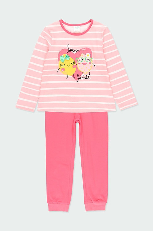 BOBOLI pyjama long fille