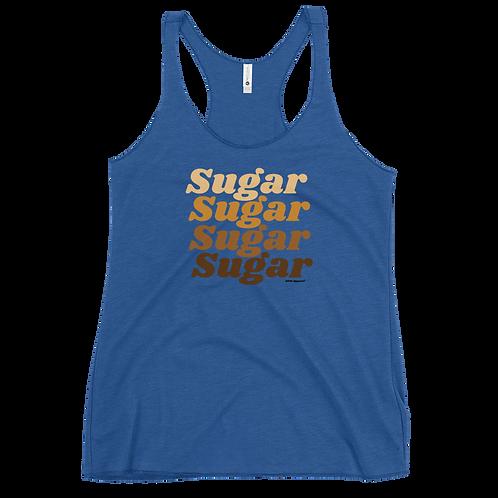 Ladies Fit Shades of Brown Sugar Tank