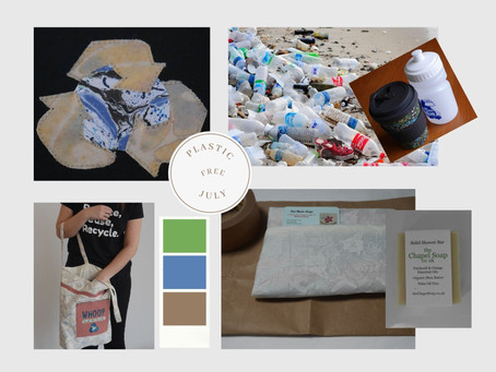 Plastic Free July: what's that all about?