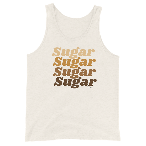 Shades of Brown Sugar Unisex Fit Tank