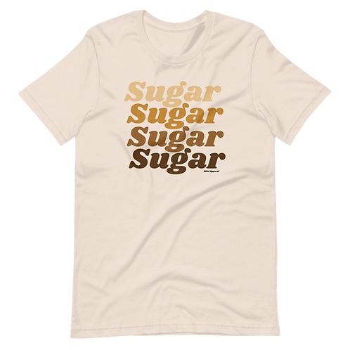 Shades of Brown Sugar Tee