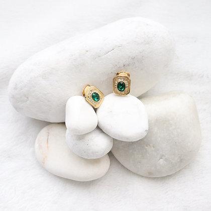 Boucles d'oreilles Jun