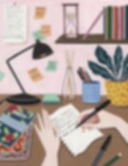 Creating Column- Coloured Illustration.j