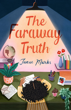 THE FARAWAY TRUTH- Front edit