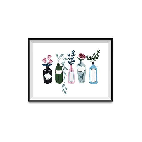 Gin Florals