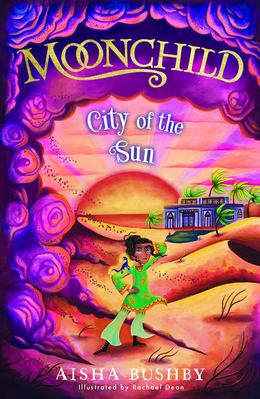 Moonchild_City of the Sun
