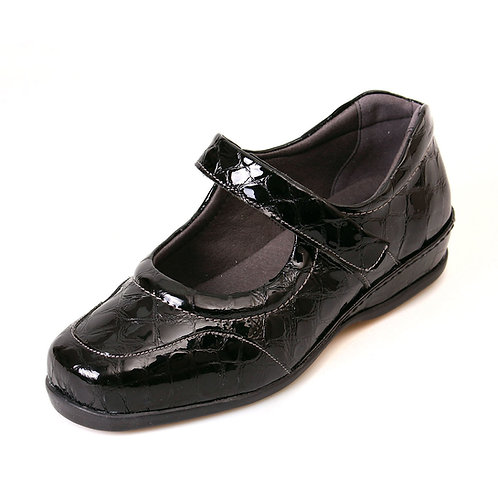 Welton Ladies Extra Wide Shoes.