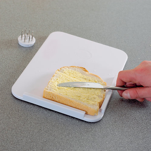 Plastic Spread Board with Spikes.